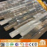 ヨーロッパの市場ガラスおよび石造りの混合されたタイルのモザイク(M855019)
