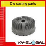El OEM de aluminio a presión la fundición para la rueda del motor