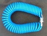 Manguito neumático de la bobina del espiral de la PU con estándar del SGS