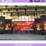 écran d'Afficheur LED de panneau d'affichage d'étape de location de 3.91mm pour la publicité visuelle