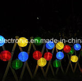 Indicatori luminosi solari della stringa della lanterna cinese
