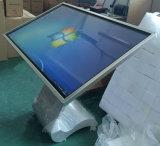 高い明るさ1つのタッチ画面のキオスクの55インチのデスクトップすべて