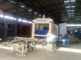 충분히 Qt 8-15D 기계를 만드는 자동적인 유압 시멘트 구획
