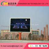 Indicador de diodo emissor de luz ao ar livre do vídeo de cor P25 cheia para a promoção