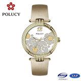 Witte de douane nam de Gouden Vrouwen van de Luxe van de Horloges van de Kleur toe