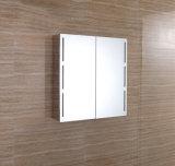 Высшего качества из нержавеющей стали светится светодиод шкаф для хранения наружного зеркала заднего вида