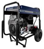 De Generator van de benzine door Kohler wordt aangedreven die