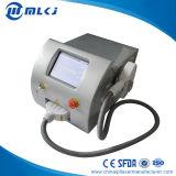 Ponto grande de venda quente do laser do diodo portátil do equipamento 808nm da beleza para a remoção do cabelo