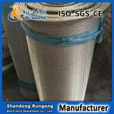 중국 직업적인 방열 스테인리스 304 합성 공정한 철망사 컨베이어 벨트