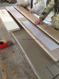 Gran Tablón diseñado suelos de roble francés de encalado