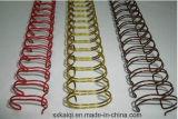 Plástico Twin Ring alambre para encuadernación