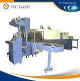 Máquina semiautomática da película de embalagem