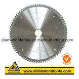 A circular do Tct viu a lâmina para o alumínio da estaca