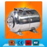 水ポンプのための24Lステンレス鋼の水圧タンク