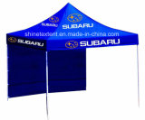 10*10FT Pop up tentes avec logo personnalisé de l'impression tente pliable