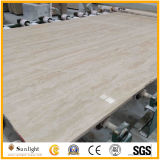 Turquia/Travertine romano, creme/Travertine branco bege/super com veias/corte retos da cruz