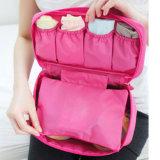 洗面用品の携帯用装飾的な袋の洗浄袋