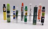Tube compressible en aluminium de empaquetage de empaquetage adhésif de empaquetage de tube de Rtvsealant de tube de tube de colle