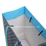ギフトのための習慣によって印刷される紙袋