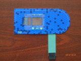 防水ペットタクタイル膜スイッチカスタマイズ可能なキーパッド/単一の膜スイッチ