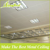 Plafond carré pour la décoration de plafond de restaurant