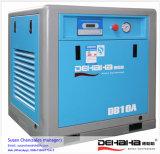 Ce novo compressor variável movido a correia certificado do parafuso da freqüência