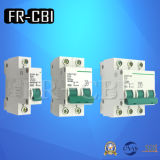 Cortacircuítos miniatura MCB del circuito Dz47-63/C45 con precio competitivo