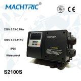 Salida trifásica 380V 11kw 400Hz Inversor de frecuencia IP65 Variador de velocidad