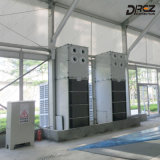 Condizionamento d'aria integrato della tenda di HVAC per le tende esterne della festa nuziale