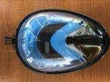 Panoramischer Entwurfkompatible Snorkel-Schablonen-Tauchens-Schablone des vollen Gesichts-180