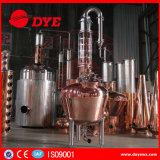 Destilaria aprovada da vodca do Ce para que da venda 300gal do vapor do Reflux da coluna o processo Heated do espírito do conhaque da vodca da gim do rum do uísque ainda faça o álcôol etílico