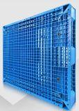 dienblad van het Net van de Pallet van 1200*1200*150mm het Plastic Op zwaar werk berekende Statische 6t Dubbele Zij Plastic voor de Opslag van het Pakhuis (zg-1212)