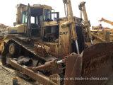 Lagarta usada D7h das escavadoras do gato para a venda