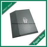 Коробка гофрированной бумага e каннелюру с серебряным горячим Stampping