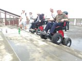Кресло-коляска силы лестницы Topmedi взбираясь для с ограниченными возможностями