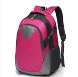 男女兼用の大きい容量旅行バックパックは余暇袋学生のショルダー・バッグを遊ばす
