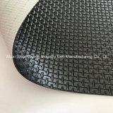 Convoyeur en PVC 3mm Lattice pour l'industrie aéroportuaire et textile