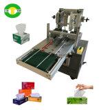 Машина запечатывания коробки коробки лицевой ткани профессионала Semi автоматическая для сбывания