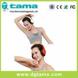 Ruído amplamente utilizado que cancela o esporte alerta dos auriculares de Bluetooth da voz