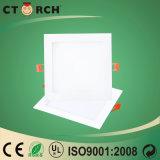 Ультратонкий свет панели 9W квадратный скрынный СИД с Ce/RoHS