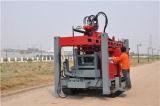 Faible niveau de main-d'œuvre Equipement de forage des puits d'eau pour les planches