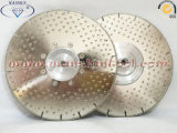 Вырезывание диаманта Electraoplted и алмазный резец меля диска