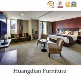 هند حديثة أسلوب فندق سرير غرفة أثاث لازم ([هد616])