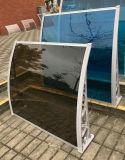 Niedriger Preis-leichte Falteunzerbrechliches Gazebo-Regen-Deckel-Kabinendach