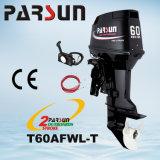 T60A 60HP 2 치기 Parsun 선외 발동기