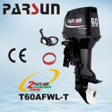 Motore esterno di T60AFWL-T 60HP 2-Stroke Parsun