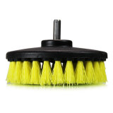"Cepillo limpio del taladro "" de la alfombra 5 del disco rotatorio redondo resistente de la potencia con la cerda de nylon"