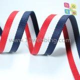 Venta caliente binario color cinta de poliéster para Bgas \ Accesorios Ropa