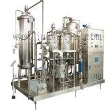 Misturador automático de dióxido de carbono com bebida carbonatada