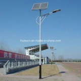 8m 폴란드 36W, 40W, 45W 의 60W LED 램프 태양 가로등